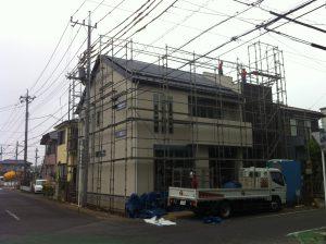 U様邸 新築工事